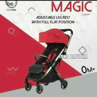 Kereta Bayi Travel Babyelle Magic Lipat Otomatis Baby Elle Mewah Laris