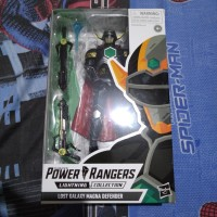 power rangers lightning collection magna defender, lost galaxy