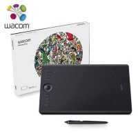 Wacom Intuos Pro Medium PTH660/K0 Free Softcase-Anti gores-Glove