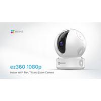 Ready IP Camera CCTV Wifi EZVIZ C6CN Full HD 1080p 2MegaPixels
