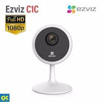 Ready IP Camera CCTV Wifi EZVIZ C1C HD 1080p 2MP Night Vision Garansi