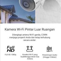 Ready CCTV Wifi IP Camera EZVIZ C3WN Husky Lite Full HD 1080p CCTV