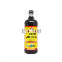 Enak Bragg Liquid Amino Soy Sauce Kecap Asin 32oz 946ml