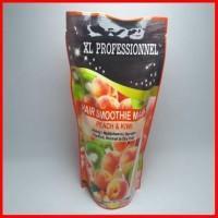 xl professionnel hair smoothie peach kiwi & mask 500gr