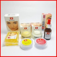 paket lengkap cream dr bpom pure original 4in1