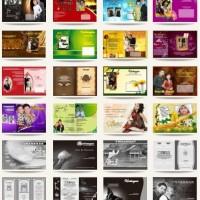 DVD PROGRAM Paket DVD Design 3000 Kumpulan Koleksi Desain Undangan