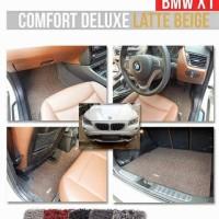 Karpet Comfort Premium khusus BMW X1 2 Baris