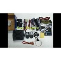 Alarm model tombol PKE Alarm sistem W Keyless Entry Remote agya/ayla