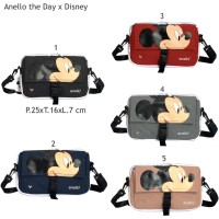 Anello the day Disney clucth & slempang mickey