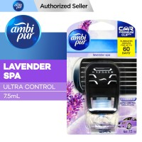 AmbiPur Car Lavender Spa Ultra Control 7.5ml