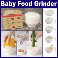 Baby Food Grinder Alat Pembuat Makanan Bayi