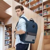 Backpack tas sekolah ransel simple clasic