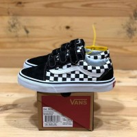 Vans Old Skool Velco Pro Checkerboard BW