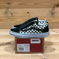Vans Old Skool Checkerboard Black Olive