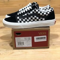 Vans Old Skool Modernica Black Checkerboard