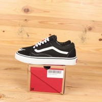 Vans Old Skool Classic Black White Premium