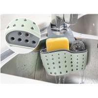 HT- tempat sabun cuci piring 2in1 -tempat sponge cuci piring rak dapur