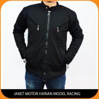 Jaket Motor Anti Air, Anti Api & Tahan Angin / Jaket Harian & Touring