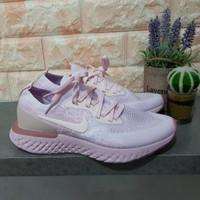 Sepatu Nike Epic React Flyknit Pearl Pink Pear Pink Barely Rose Women