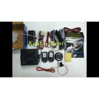 Alarm model tombol PKE Alarm sistem W Keyless Entry Remote New Agya