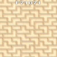 Wallpaper Dinding Modern Segi MANSION F71071 - F71073