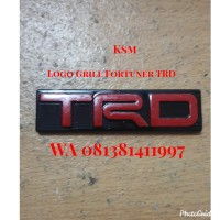 Logo Grill Fortuner TRD