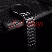 Samsung Gear S2 Classic Stainless Steel Strap 20mm Tali Jam Tangan