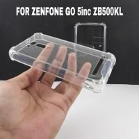 Asus Zenfone Go B 5 ZB500KL Anti Crack Case Casing AKRILIK MIKA Soft