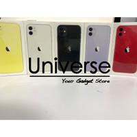 Apple iPhone 11 128 GB - Garansi Resmi iBox Apple Indonesia