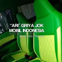 Sarung Jok All New Brio Sarung Jok Wagon Sarung Jok Datsun 2 Baris Ful