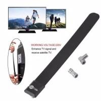 Antena TV Digital Indoor, HDTV DVB-T2 Clear TV Key, Antena Dalam
