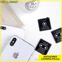 Anti Gores Camera / Tempered Glass Camera / Pelindung Kamera iPhone X