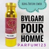 Bibit minyak wangi parfum BVLGARI POUR HOMME - big home 100ml la verne