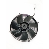 Exhaust Fan Chiller Condensor Ziehl Abegg Dia 350 mm 1Phase