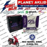 Aki Motor Yamaha Mio Lama GM5Z3B GS Y Accu Kering MF