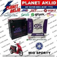Aki Motor Yamaha Mio Sporty GM5Z3B GS Y Accu Kering MF