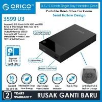 ORICO Casing / Enclosure HDD SSD 3.5-Inch Portable - 3599U3