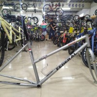 FRAME SEPEDA FEDERAL 26INCH PUSSY CAT