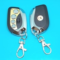 🚘433MHz 4Keys Gold ABCD Stylish Clonning Remote Control