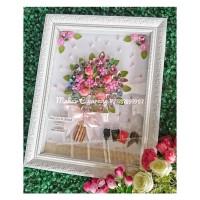 mahar pernikahan bunga bouquet /kotak Seserahan/mahar Bandung
