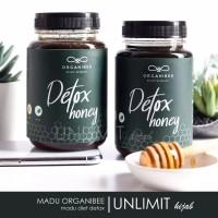 Madu Pelangsing Badan - Organibee Detox Honey 100% Original - Diet