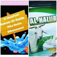 susu kambing probiotik murah untuk anak & dewasa