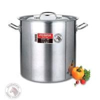 Zebra Stock Pot 26x26 Cm (171026) / Panci Stainless
