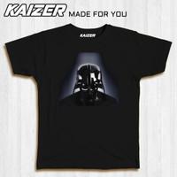 KAIZER RH-0132 Kaos Star Wars Darth Vader - Hitam, S