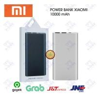 Power bank powerbank tipis slim kapasitas besar 10000mAh PB xiaomi mi2