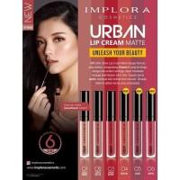 IMPLORA Urban Lip Cream Matte ORIGINAL/ LIPSTICK IMPLORA/Raja-market