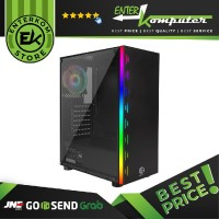 Casing PC CUBE GAMING IRVBOW V2.0 - ATX - TEMPERED / Casing Gaming