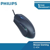 Philips Mouse Gaming G-404