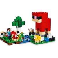 5140 Lego Minecraft My World The Wool Farm