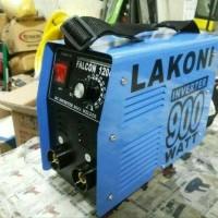 Lakoni 120E Mesin Las Trafo Listrik Inverter 900 Watt Falcon 120 E